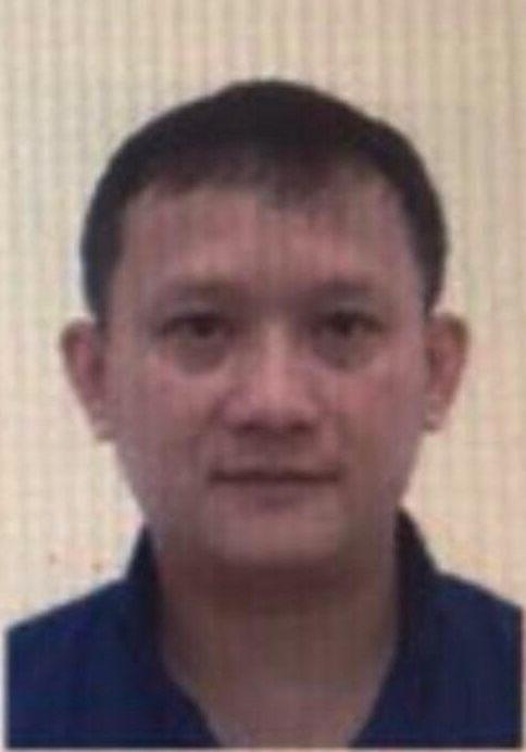 Bị can Bùi Quang Huy, Tổng Giám đốc Công ty Nhật Cường
