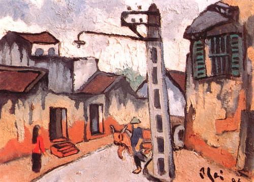 Những tác phẩm của cố họa sỹ Bùi Xuân Phái đã giúp bảo tồn đường phố Hà Nội cả ngoài đời thực lẫn trong lòng mọi người.