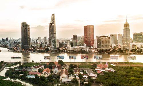 Việt Nam là một trong những thị trường BĐS hấp dẫn nhà đầu tư trong thời gian tơi