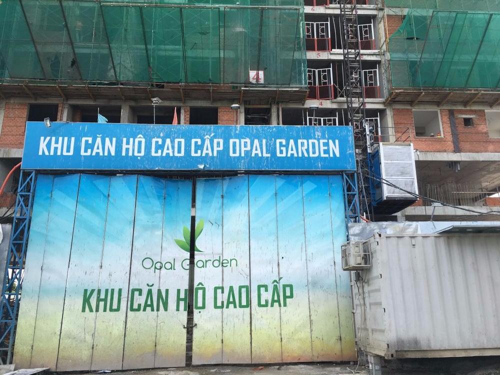 Dự án Opal Garden.