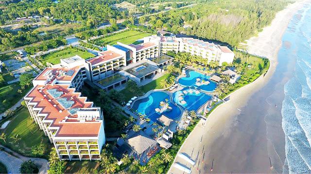 Một khu resort nghỉ dưỡng ở Vũng Tàu. Ảnh minh họa