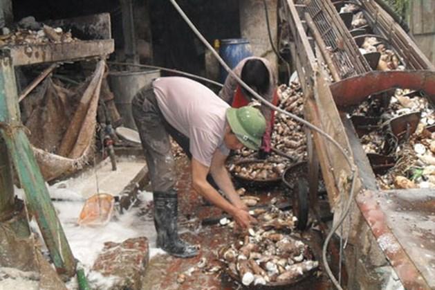 Hà Nội sẽ kiểm soát ô nhiễm làng nghề bằng hệ thống quan trắc tự động