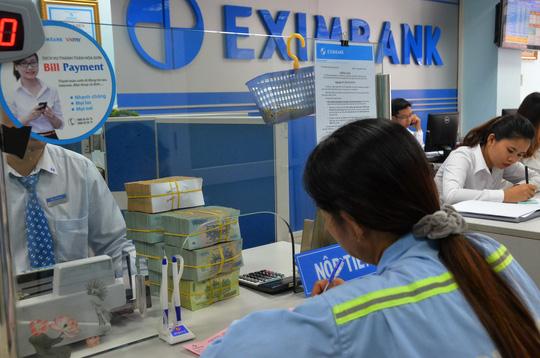 Nạn nhân cho rằng không đồng ý cách giải quyết của Eximbank. Ảnh minh họa.