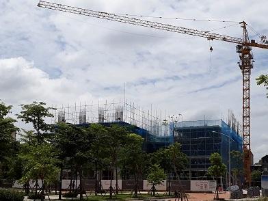 Cơ quan quản lý địa phương quản lý lỏng lẻo đến mức dự án chưa có GPXD mà xây dựng được 4 tầng