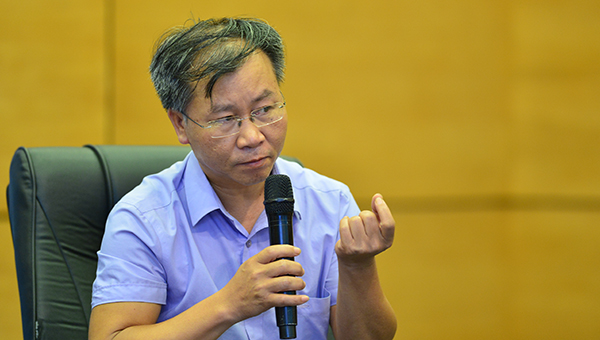 TS Vũ Đình Ánh lo ngại P2P đang được buông lỏng