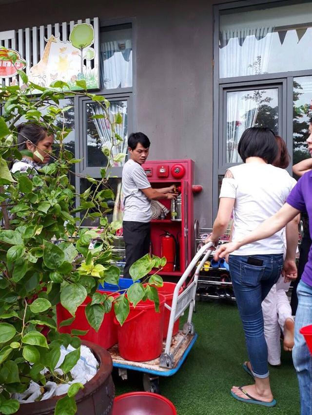 """Hà Nội: Điểm mặt chung cư luôn """"khát nước"""" khi vào hè"""