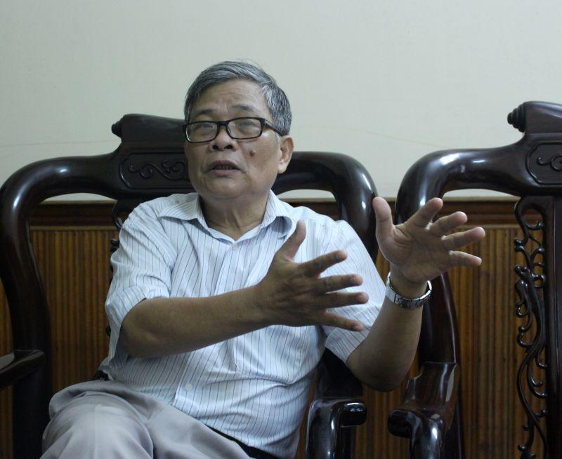GS.TS Đặng Đình Đào