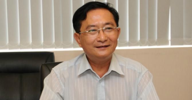 Nguyễn Văn Đực, Phó giám đốc Công ty địa ốc Đất Lành
