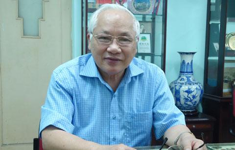 TS Phạm Sỹ Liêm