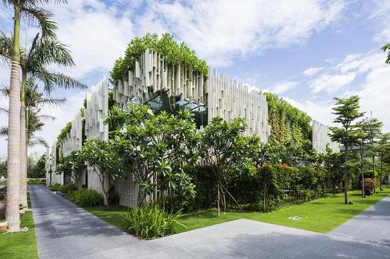 Công trình xanh - diện mạo tương lai của đô thị Việt Nam