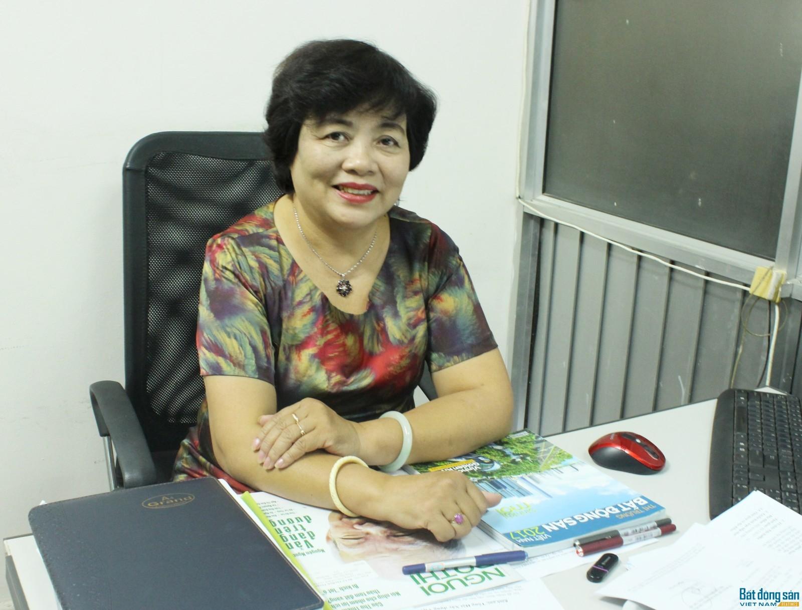 TS. KTS Lê Thị Bích Thuận