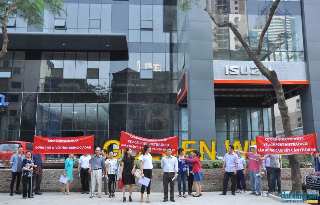 Nhà chung cư ở Hà Nội: Nổi lên những tranh chấp về sở hữu chung riêng