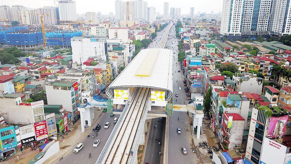 Đường sắt đô thị Hà Nội – sân bay Nội Bài có đầu tư BOT?