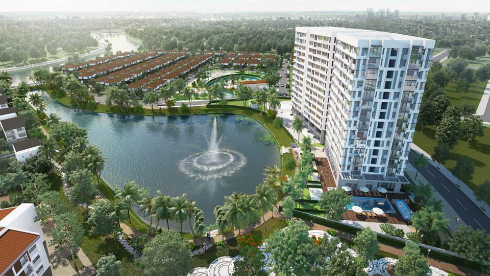 Xanh hóa đô thị bắt đầu từ kiến trúc xanh