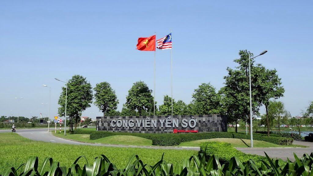 Hà Nội: Sắp lập Quy hoạch khu B đô thị ven hồ Yên Sở và Công viên Yên Sở