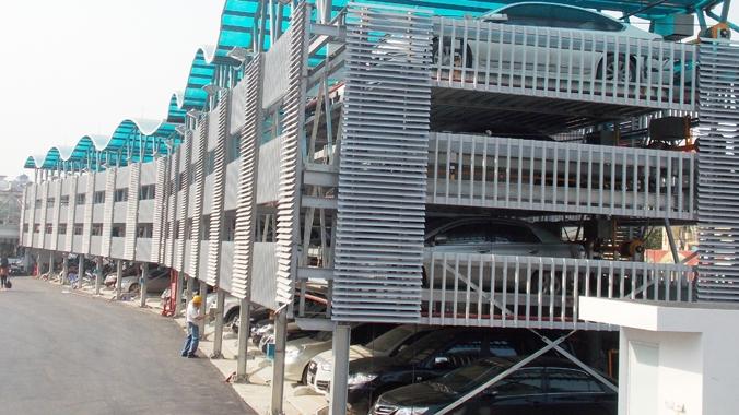 Hà Nội: Sẽ có bãi đỗ xe thông minh 25 tỷ đồng