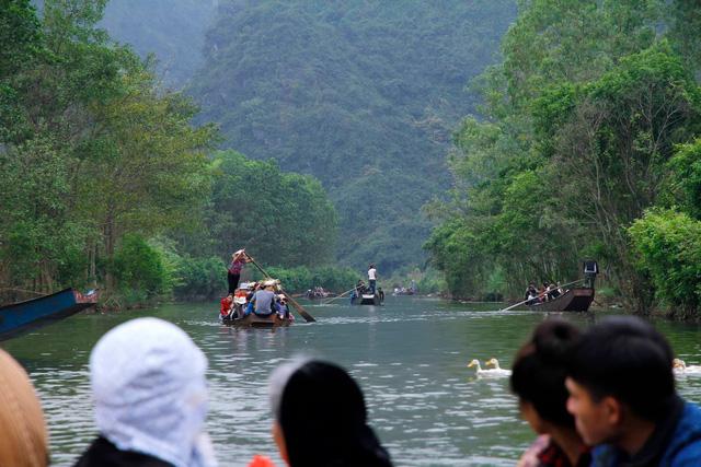 Quy hoạch tốt khu du lịch tâm linh Hương Sơn sẽ đưa tới hiệu quả cao