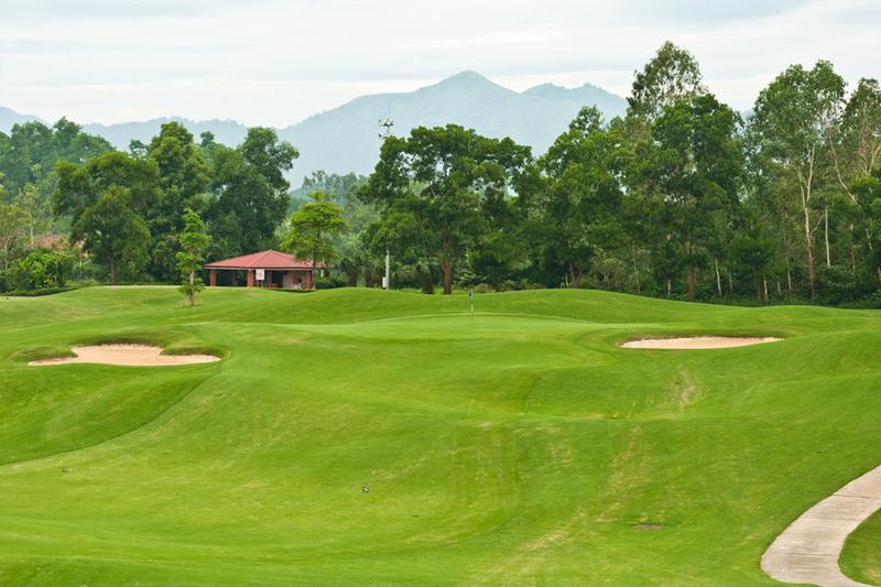 Sân golf BRG Kings Island Golf Resort