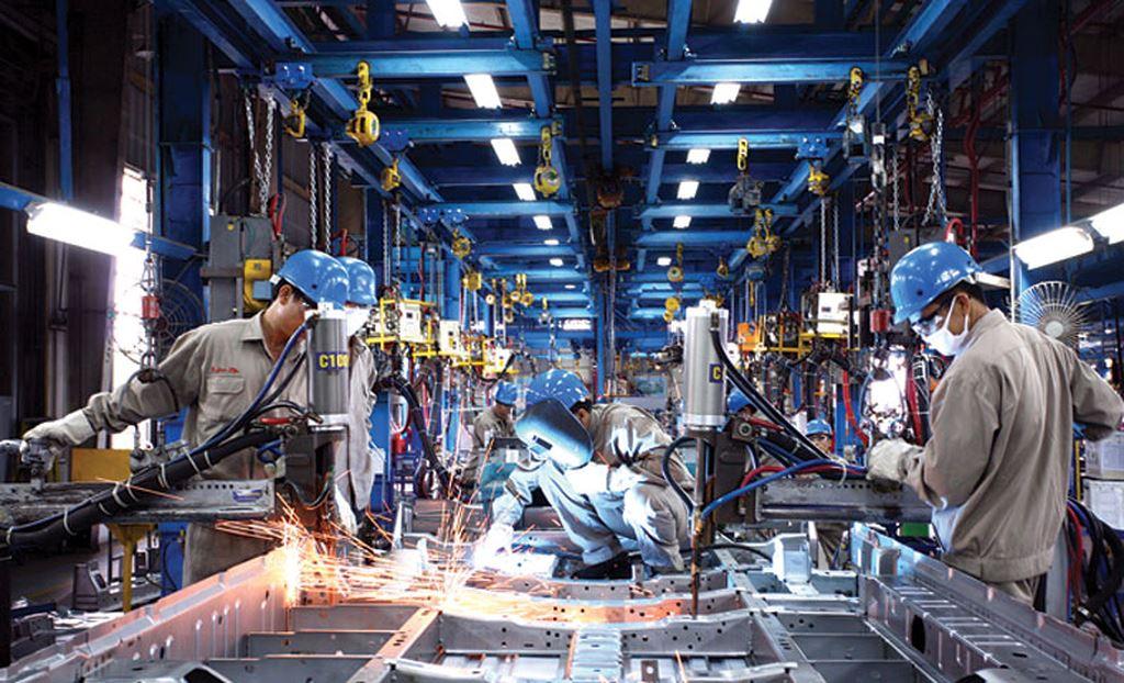 """Việt Nam là """"mắt xích"""" của chuỗi cung ứng sản xuất toàn cầu"""