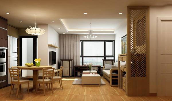 Hà Nội: Giá căn hộ cao cấp khu vực trung tâm tăng vọt