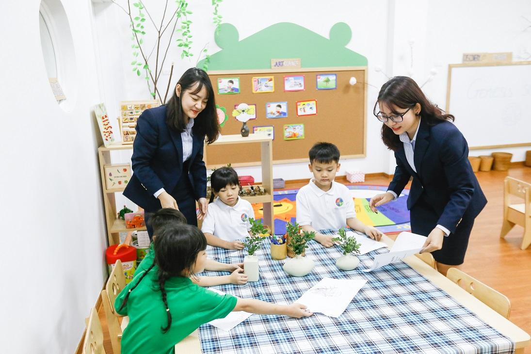 Trường học xanh - Mô hình giáo dục về cuộc sống bền vững