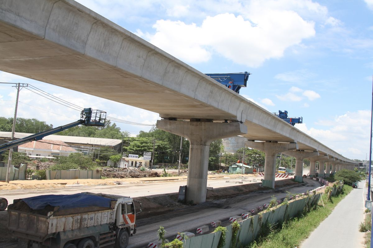 TPHCM chấp thuận xây Metro số 1 tới Bình Dương và Đồng Nai