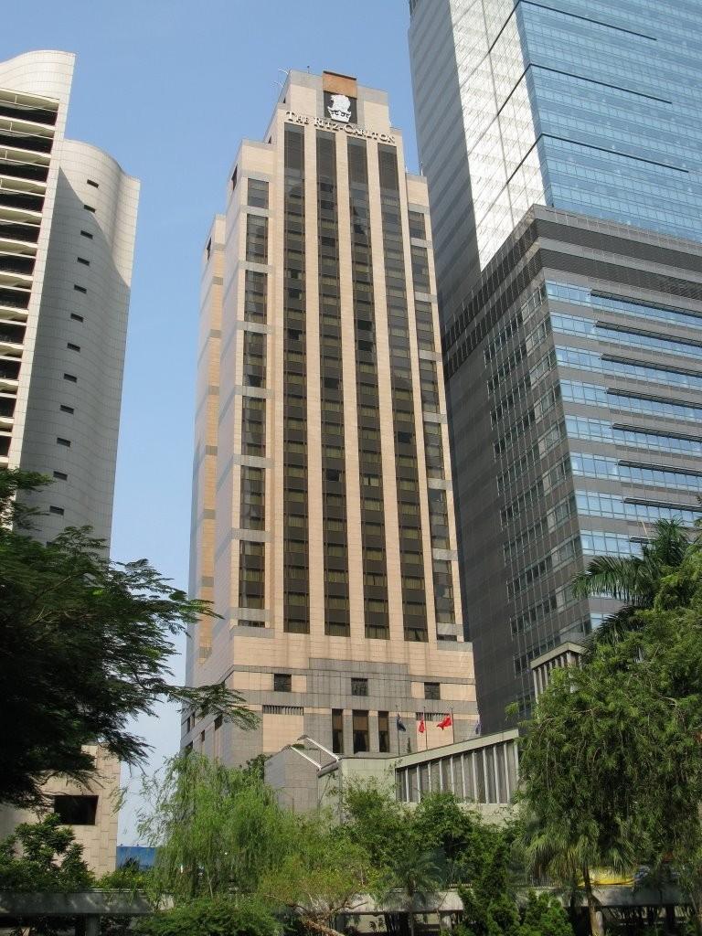 Khách sạn Ritz-Carlton (Hồng Kông, Trung Quốc)