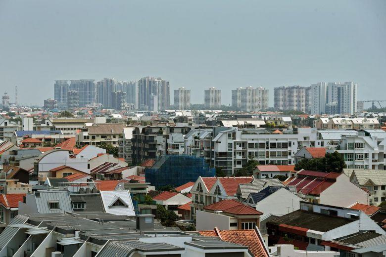 Giá nhà ở tại Singapore vừa mới giảm lần đầu trong vòng một năm rưỡi qua