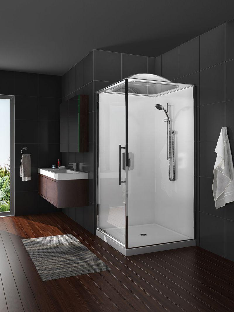 Nhà tắm là nơi ý tưởng nhất trong nhà cho ẩm mốc