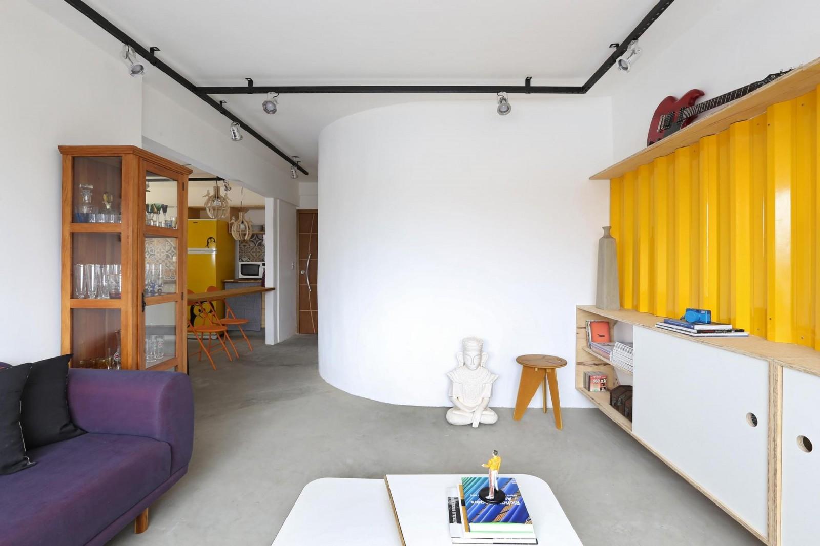 Jabaquara Apartment / Studio dLux