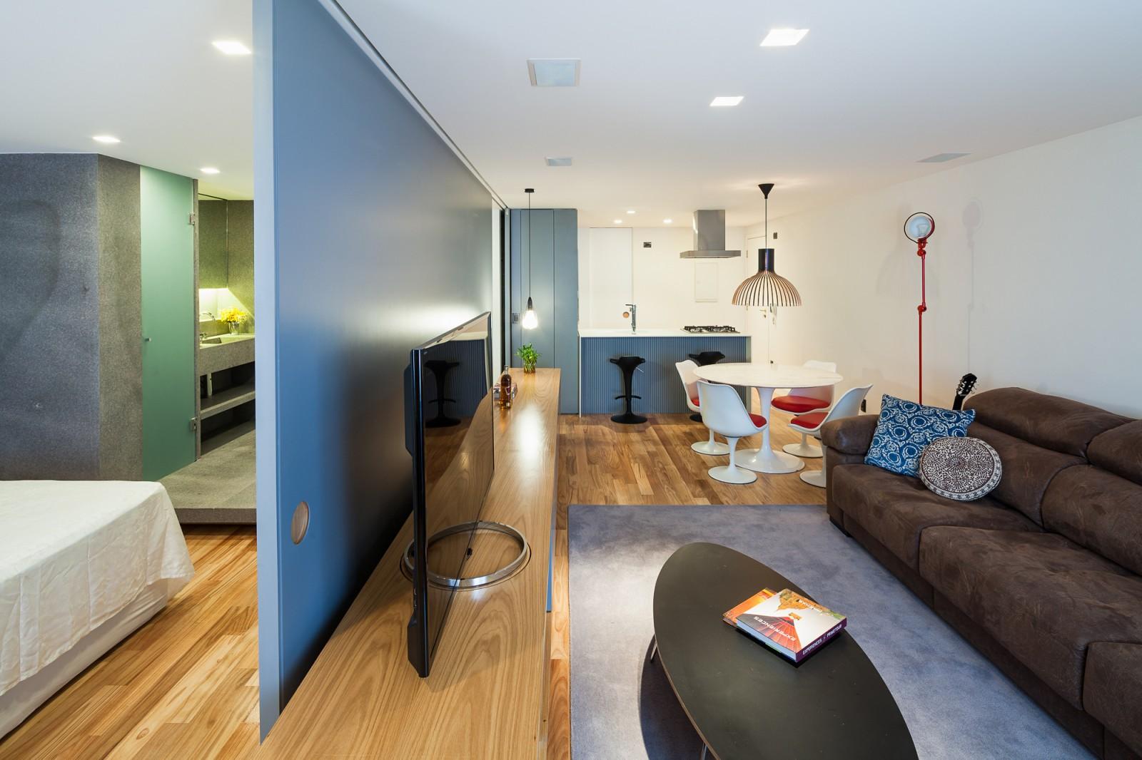 LVM Apartment / Felipe Rodrigues Arquiteto
