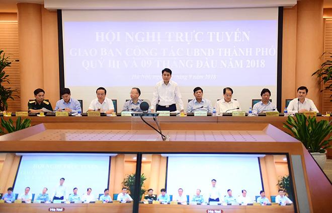 Chủ tịch UBND thành phố Hà Nội Nguyễn Đức Chung yêu cầu Chủ tịch UBND quận Ba Đình chỉ đạo lực lượng công an quận Ba Đình khẩn trương điều tra làm rõ, kiểm điểm trách nhiệm và báo cáo trước ngày 5/10.