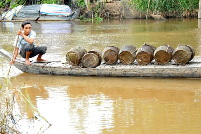 Lãng mạn sông nước kiếm sống