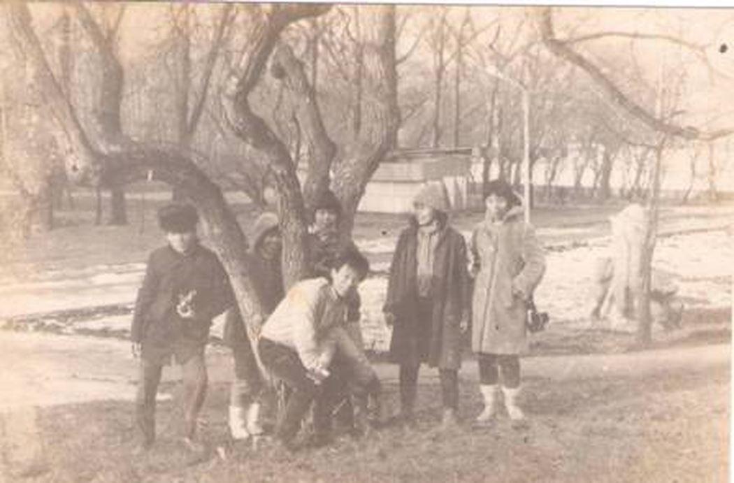 Du học sinh Việt Nam tại Liên Xô những năm 80 của thế kỷ trước.