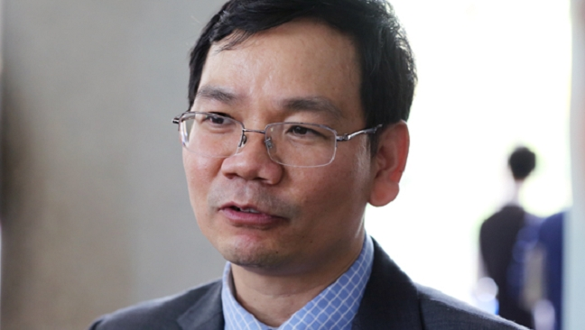 Tiến sỹ Huỳnh Thế Du.