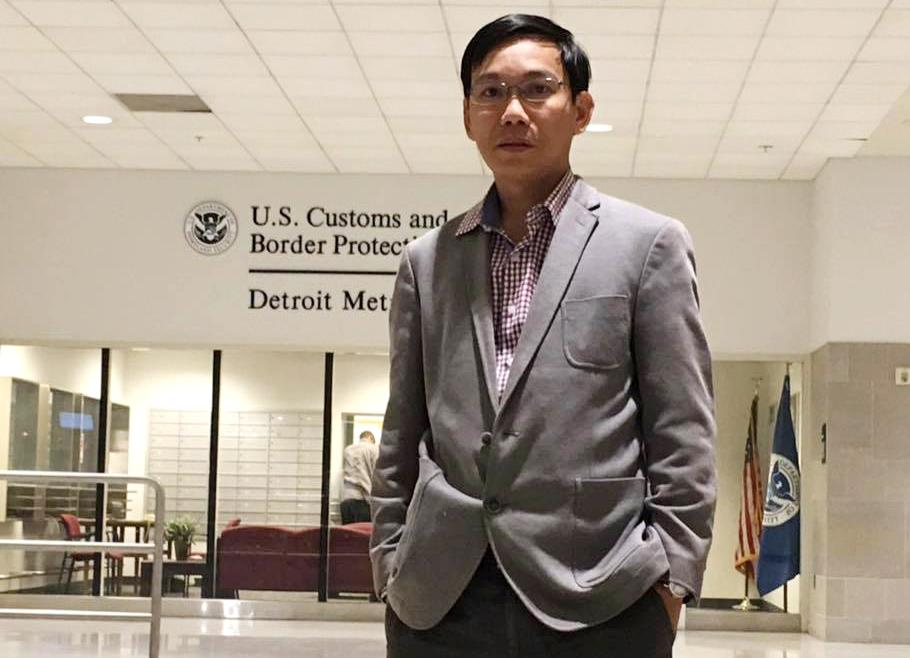 Luật sư Nguyễn Sơn Tùng - luật sư điều hành Legal United Law.