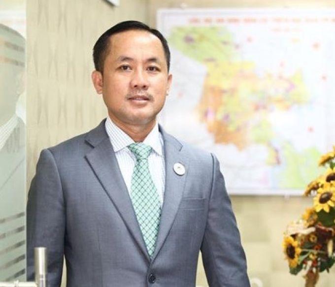 Ông Thân Thành Vũ - Phó Chủ tịch kiêm Tổng thư ký Hội Bất động sản Du lịch Việt Nam