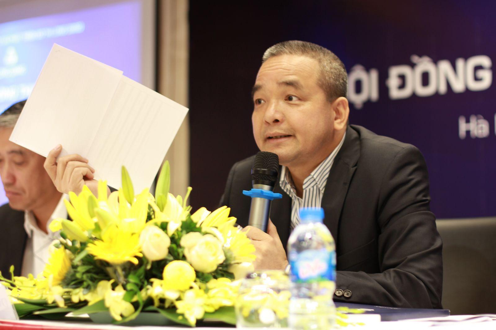 Ông Lê Hà Giang
