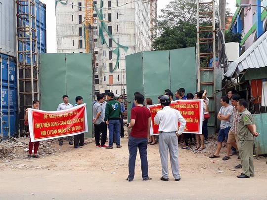 TPHCM: Mắc 19 sai phạm, chủ đầu tư Tân Bình Apartment bị phạt số tiền kỷ lục