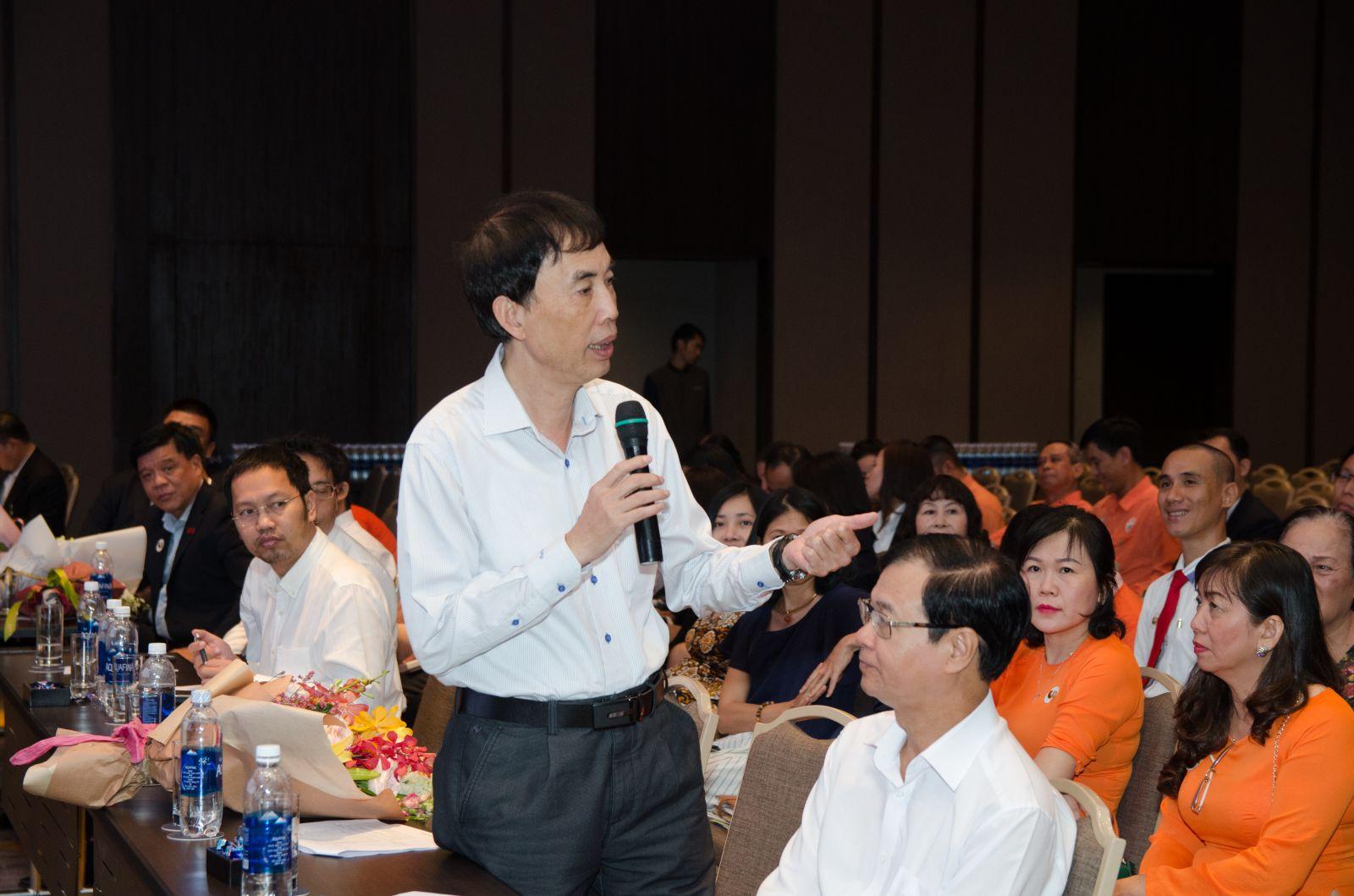 Theo TS Võ Trí Thành, nguyên Phó Viện trưởng Viện Nghiên cứu quản lý kinh tế Trung ương