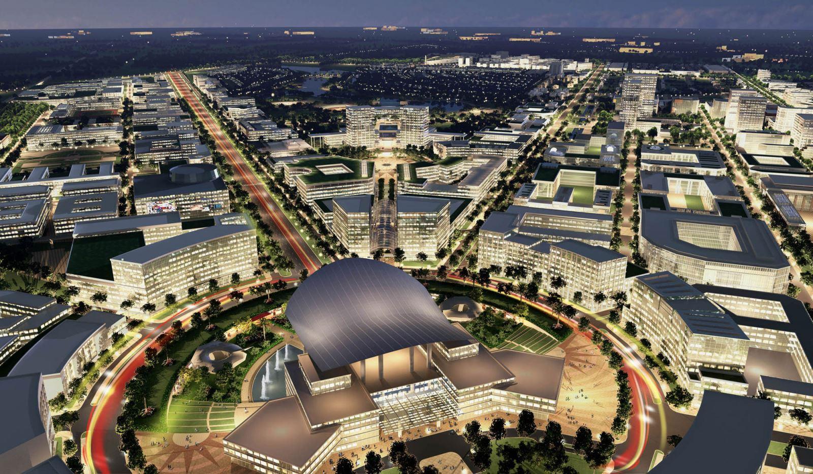 TP.HCM muốn xây dựng khu đô thị sáng tạo thành hạt nhân của sự phát triển công nghệ cao, của cuộc cách mạng 4.0