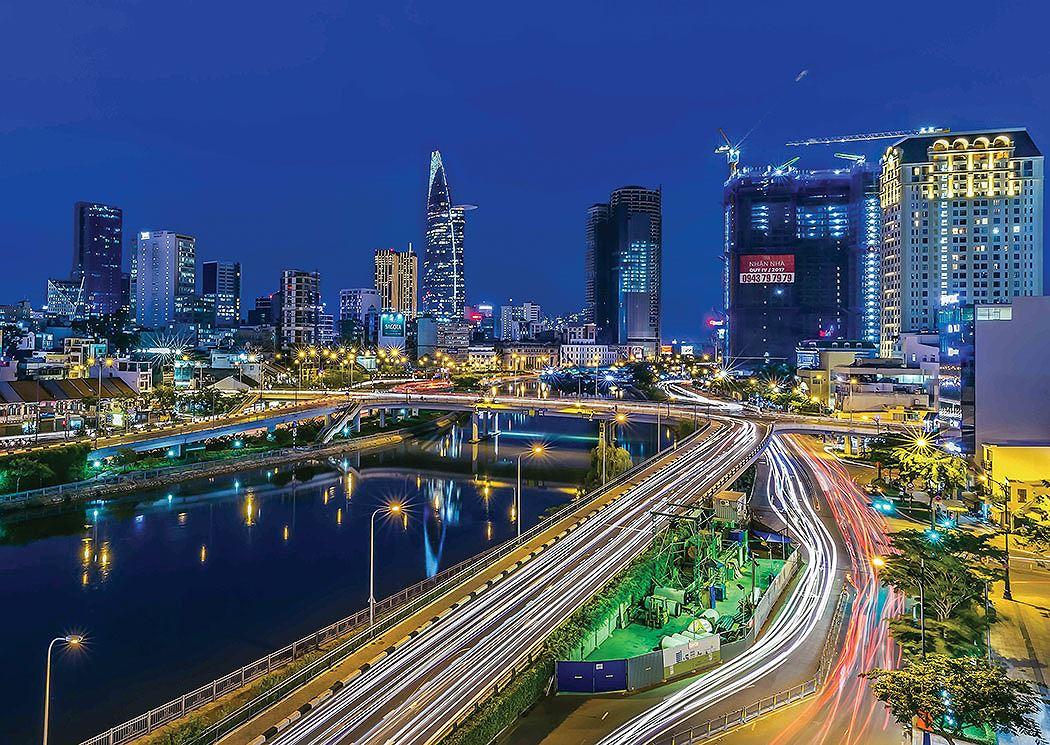 Đô thị sáng tạo sẽ là điểm nhấn của thị trường bất động sản TP.HCM những năm tớ