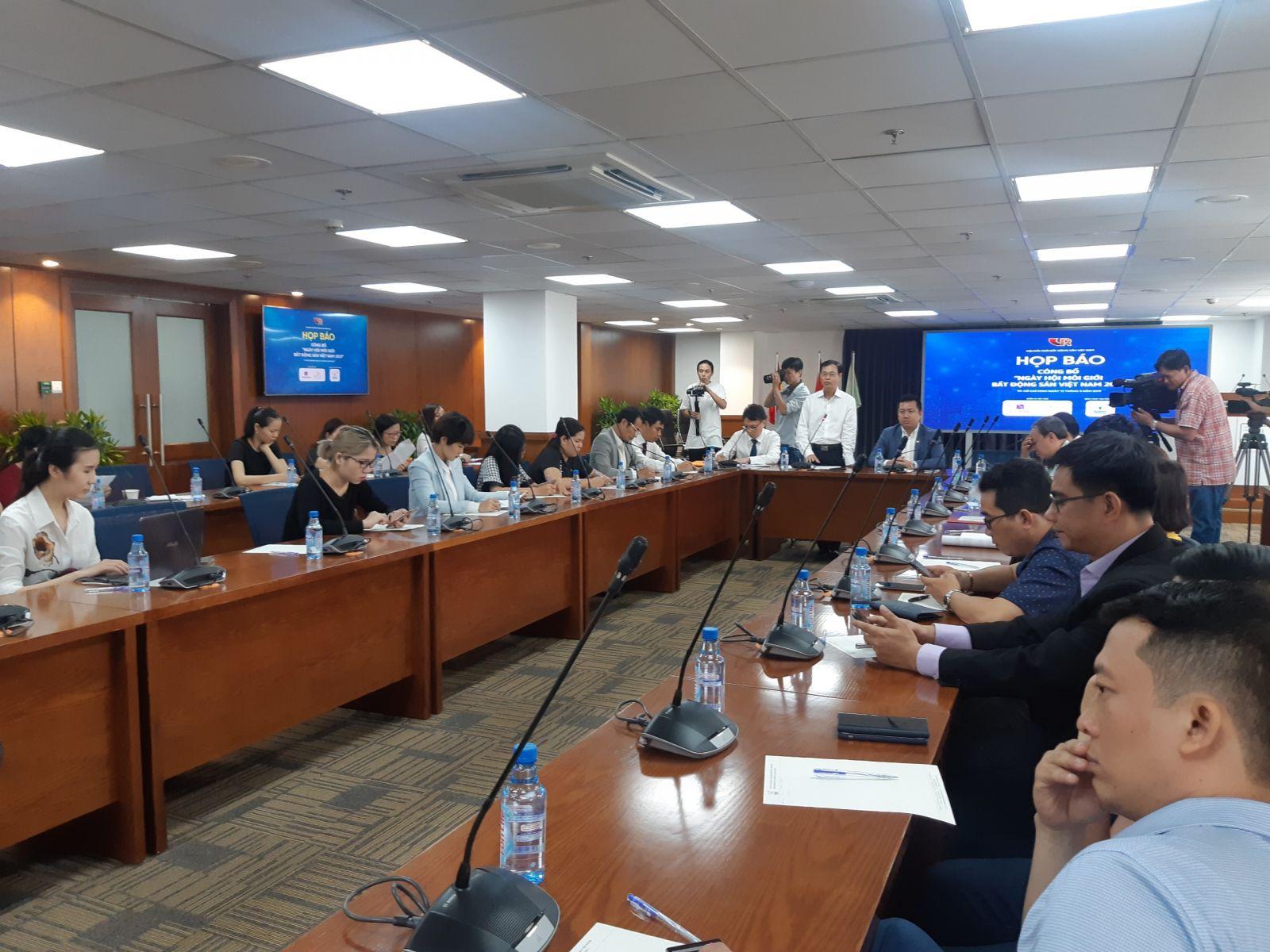 Ngày hội Môi giới BĐS Việt Nam 2019 được diễn ra từ ngày 21- 29/6/2019.