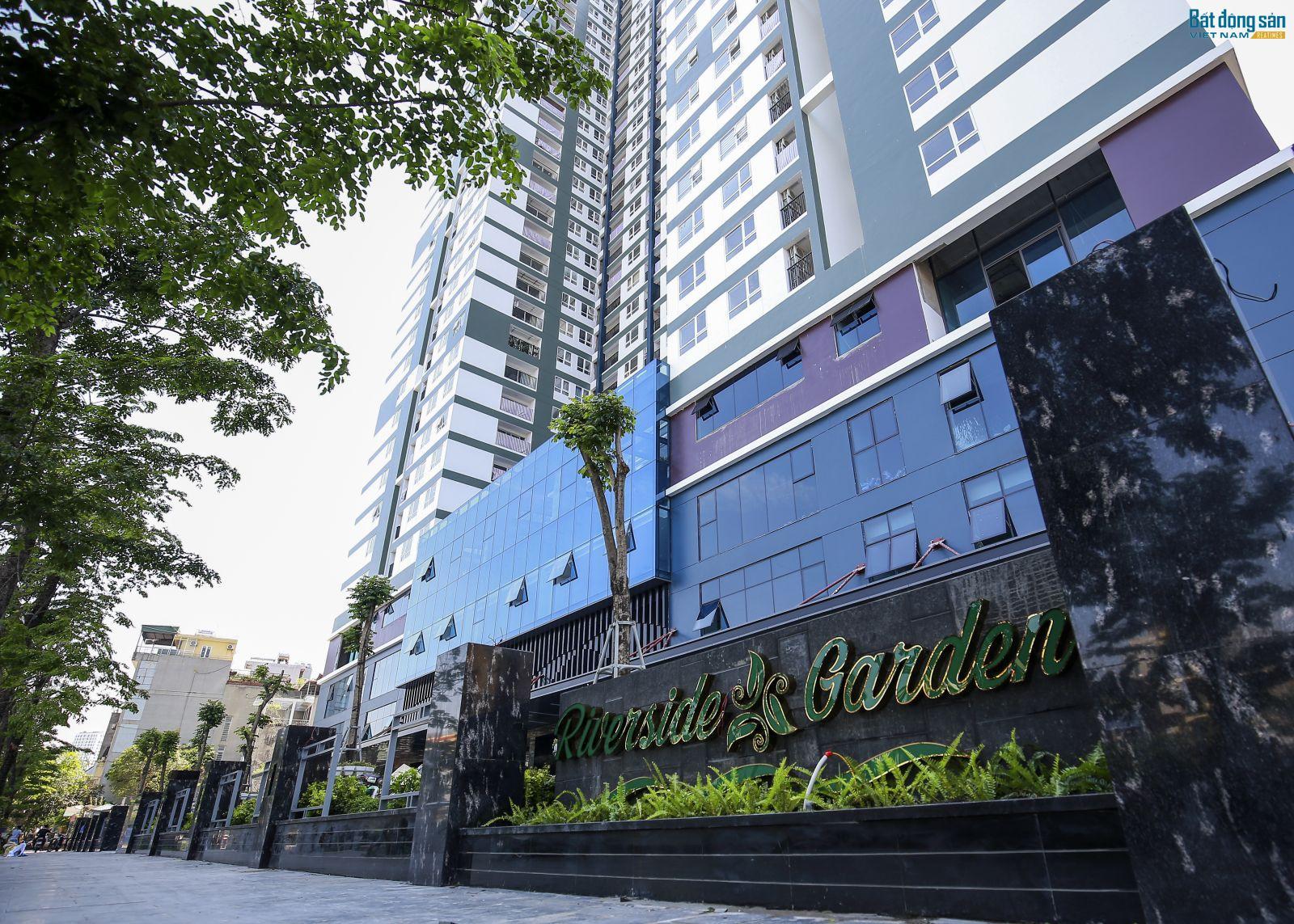 Chung cư Riverside Garden (Vũ Tông Phan, Hà Nội)