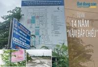 Dự án khu đô thị mới Thịnh Liệt sau 14 năm vẫn