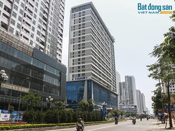 Chung cư Star City Lê Văn Lương.