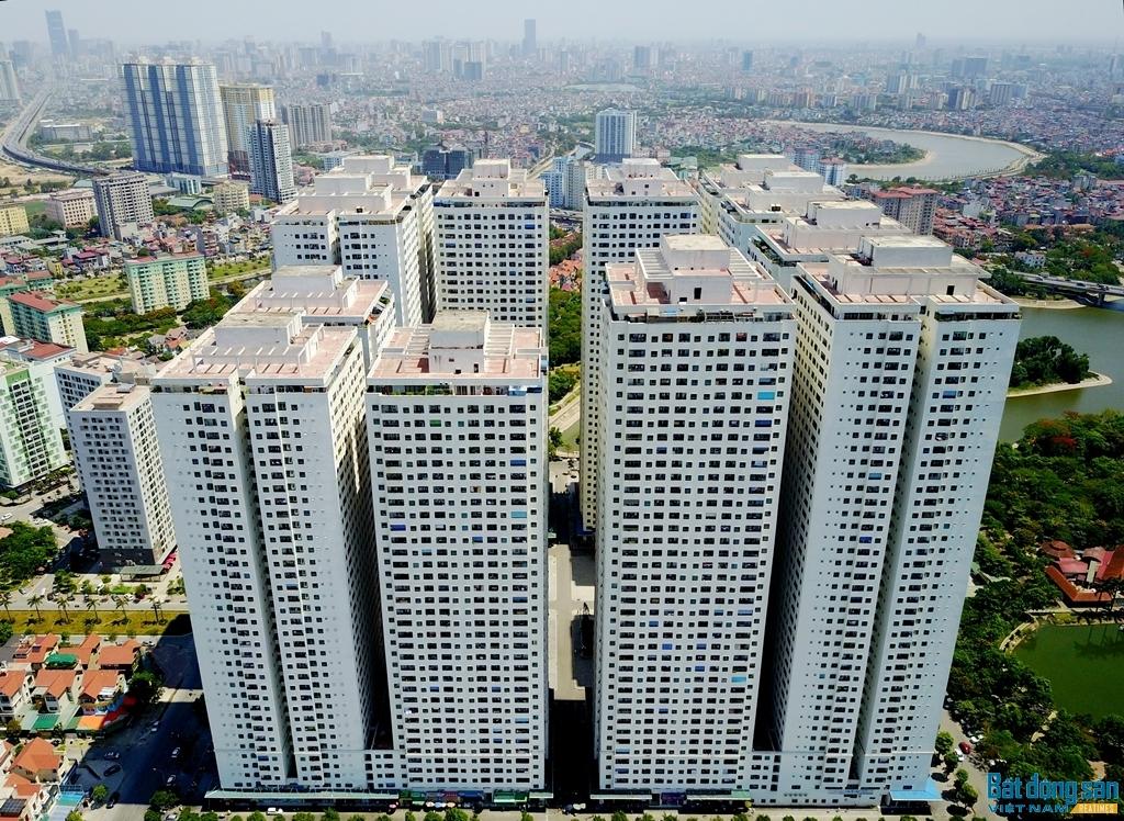 Chính phủ chỉ phê duyệt đầu tư các khu chung cư, nhà cao tầng, trung tâm thương mại khi phù hợp với quy hoạch.