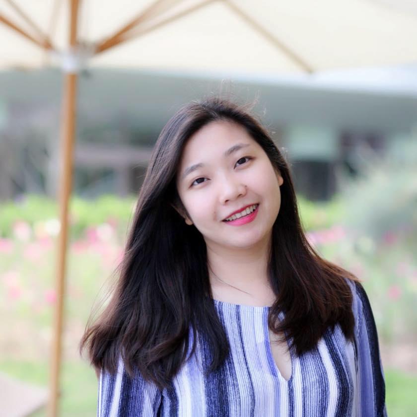 Thư ký Toà soạn Đỗ Thị Hồng Vân