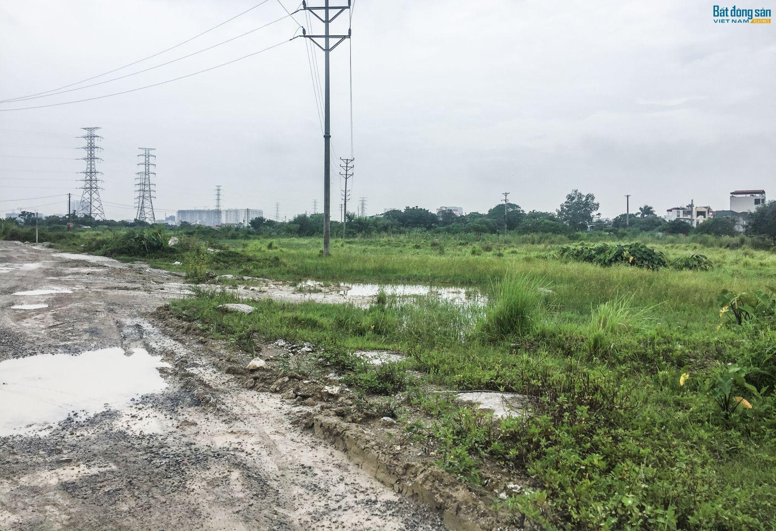 Dự án Thịnh Liệt bỏhoang