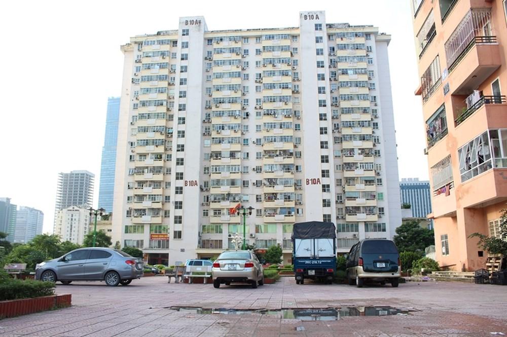 Công ty TNHH MTV quản lý và phát triển nhà Hà Nội có nhiều sai phạm trong quản lý chung cư tái định cứ tại khu đô thị Nam Trung Yên. Ảnh: Internet.